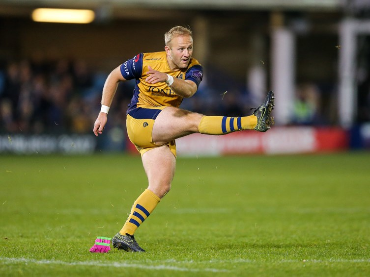 VIDEO: Geraghty Ready For Challenge At Bristol Rugby