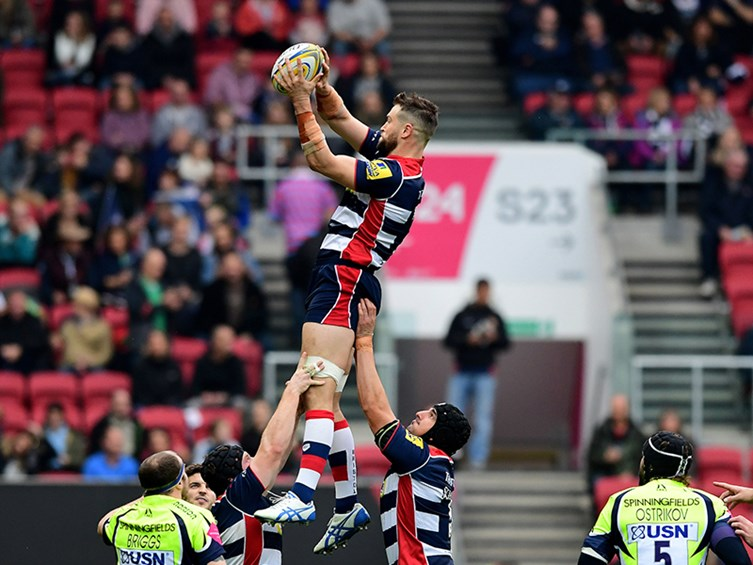 REPORT: Bristol Rugby 13-31 Sale Sharks