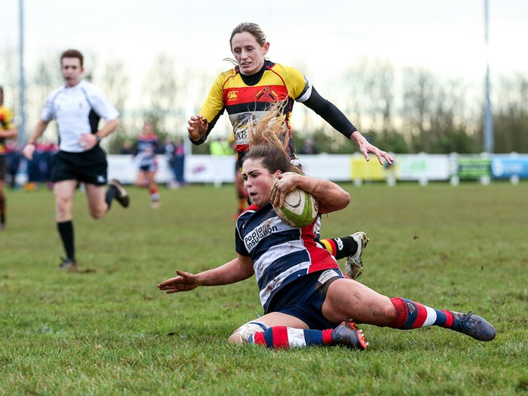 REPORT: Bristol Ladies 47-5 Richmond Women