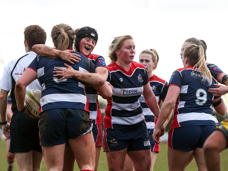 VIDEO: Bristol Ladies 47-5 Richmond Women