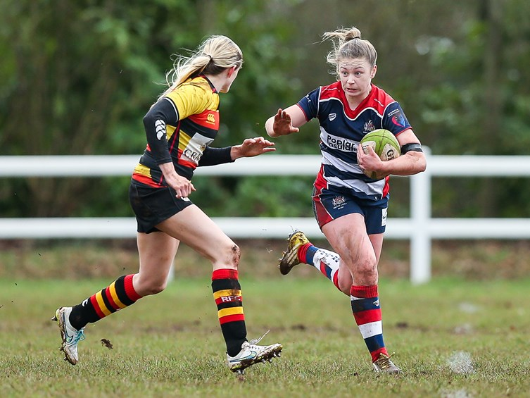 GALLERY: Bristol Ladies 47-5 Richmond Women