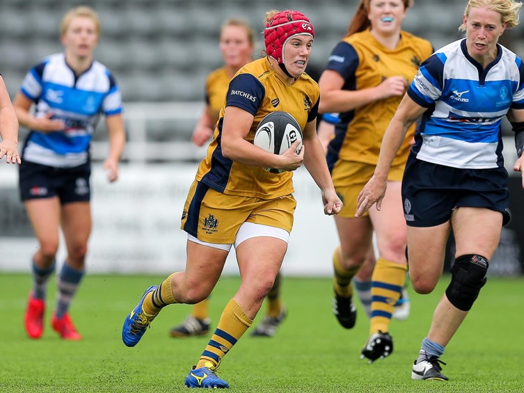 Four Bristol Ladies Players Named In Wales Team To Play Ireland