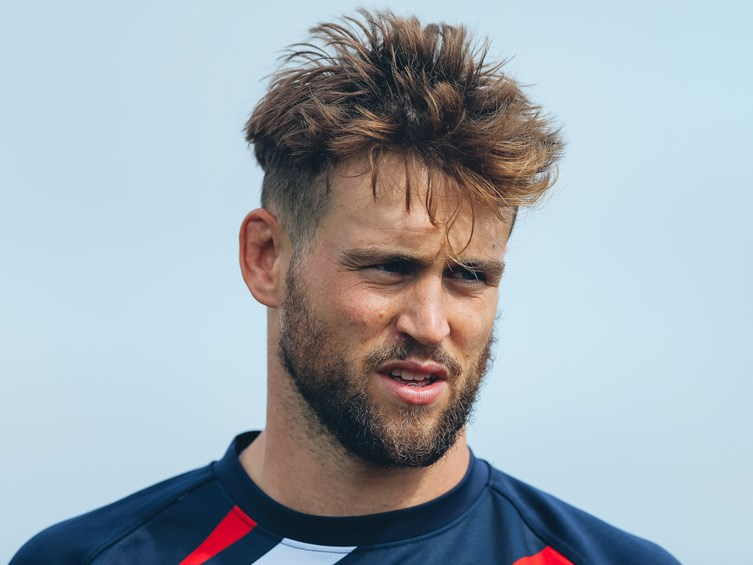 Fisher To Take Break From Professional Rugby