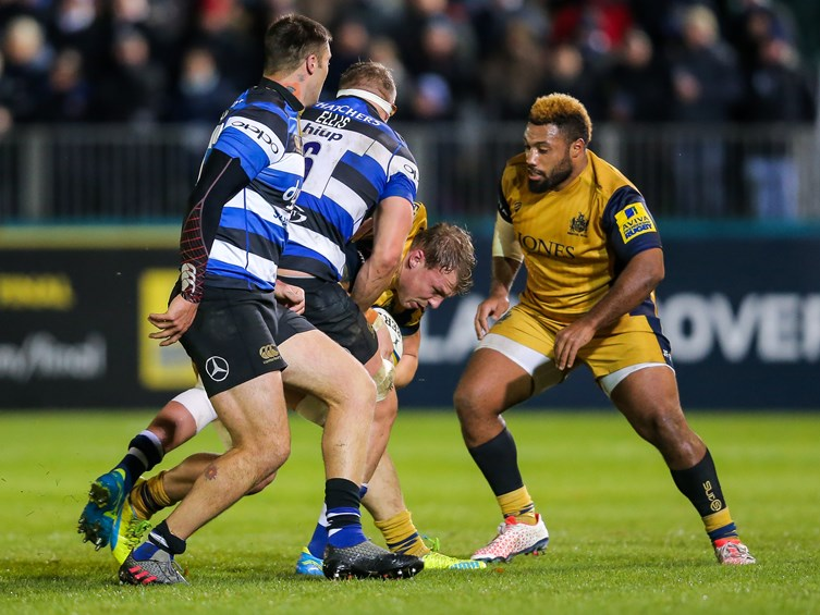 Bristol Rugby Duo To Leave At End Of Season