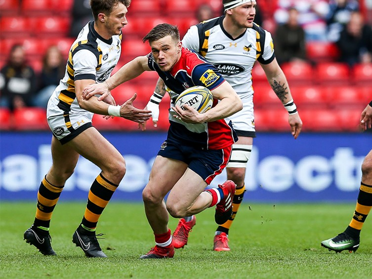 REPORT: Bristol Rugby 21-36 Wasps