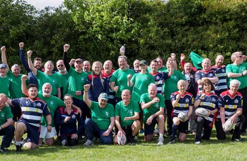 GALLERY: Bristol Represented At Salisbury Walking Rugby Festival