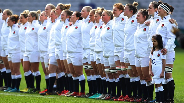 Reed And Mattinson Feature As Red Roses Thrash Canada At Allianz