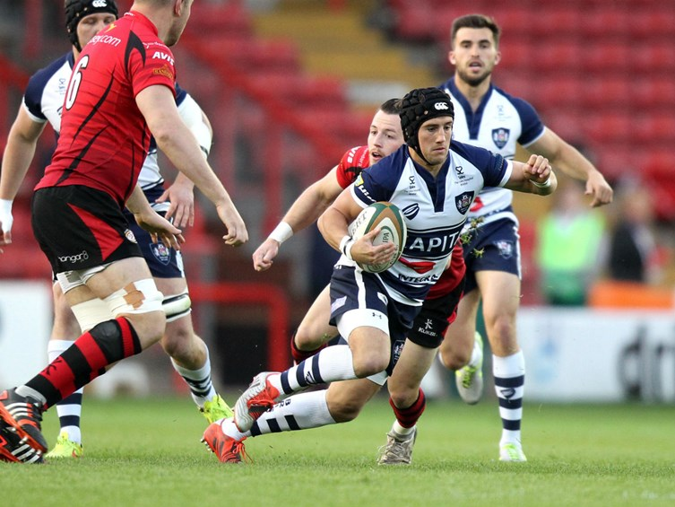 Bristol Announce Squad For First Leg Play-Off Final