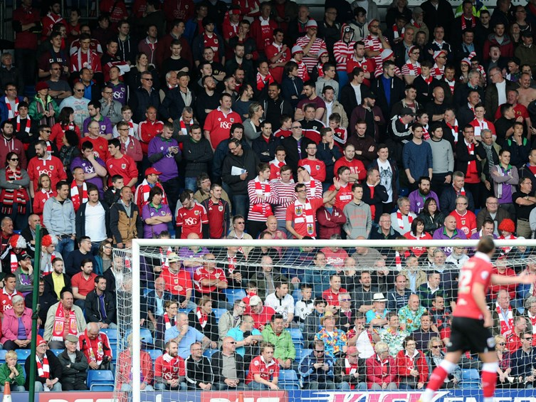 Free Ticket for Bristol City ST Holders