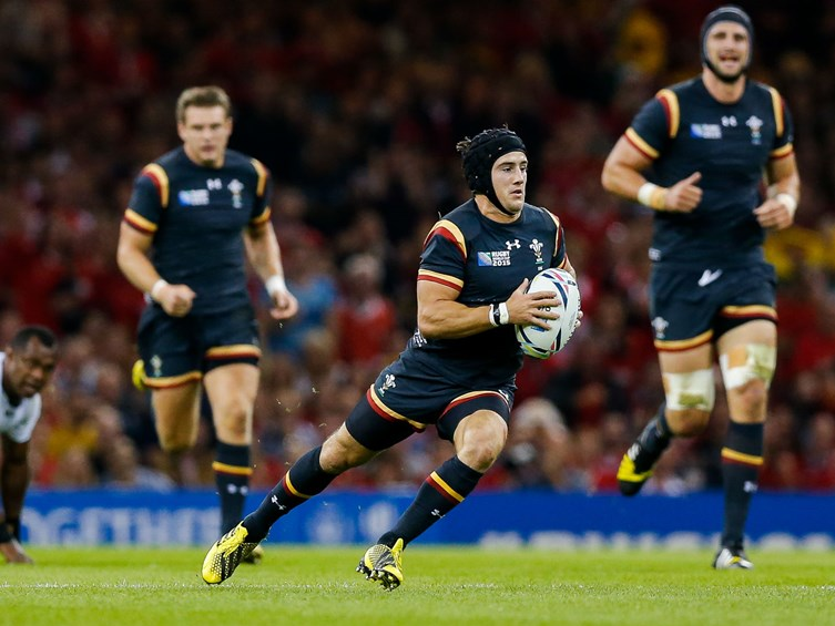 VIDEO: Morgan Delighted By Six Nations Call-Up