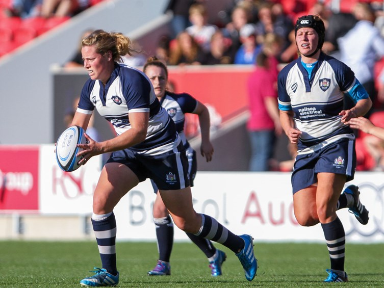 Bristol Ladies Quartet Start For England