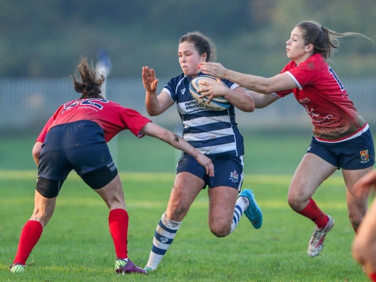 REPORT: Bristol Ladies 17-10 DMP Sharks