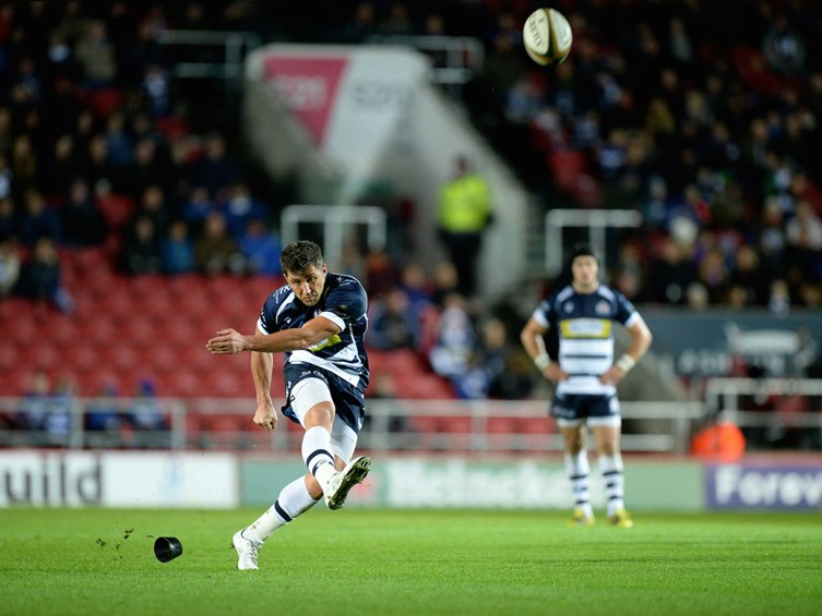 REPORT: Bristol Rugby 37-13 London Scottish