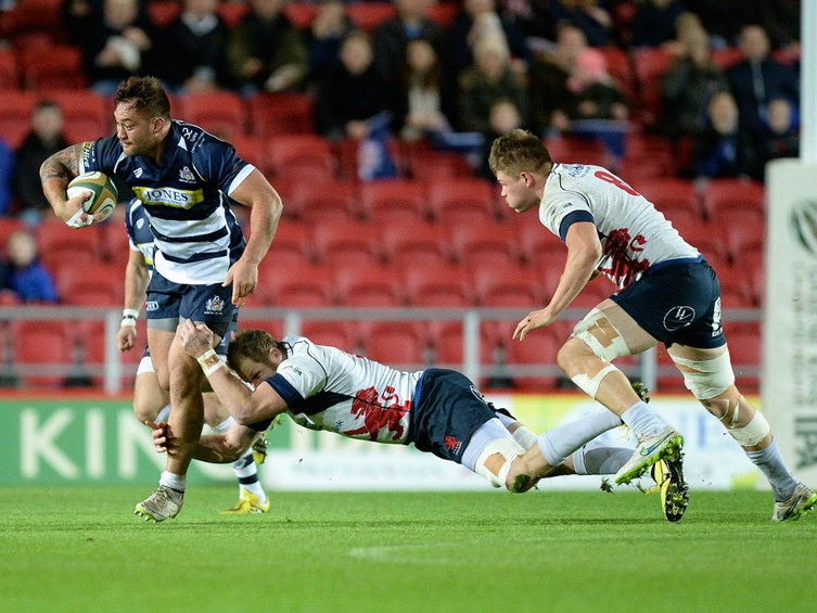 GALLERY: Bristol Rugby vs London Scottish