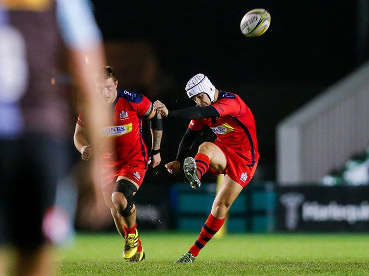 REPORT: Harlequins 30-21 Bristol United