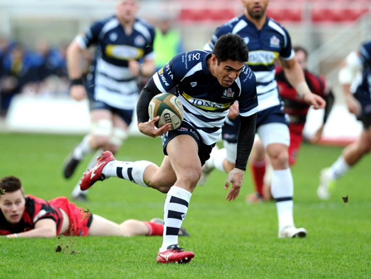 Championship Rugby Returns To Ashton Gate