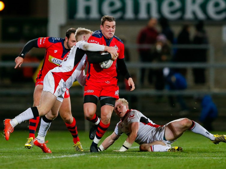 TEAM NEWS: Scarlets Premiership Select vs Bristol Rugby