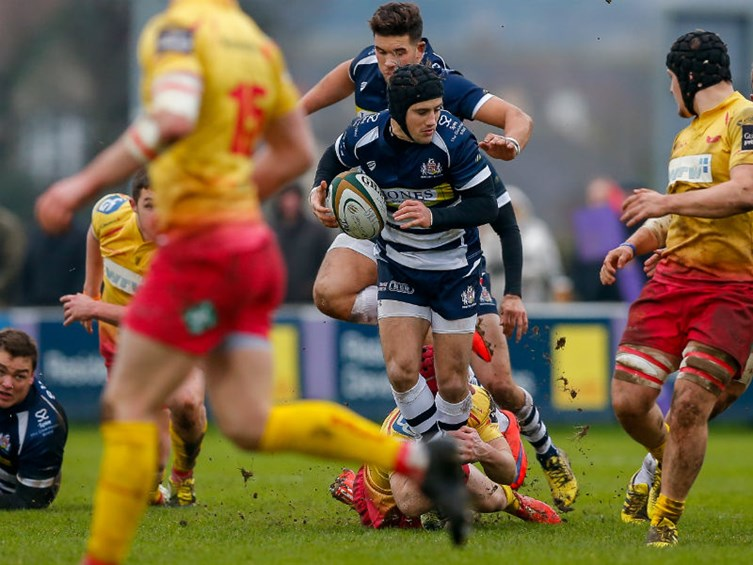 VIDEO: Scarlets Premiership Select vs Bristol Rugby