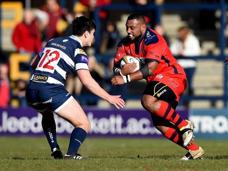 Bristol Rugby Duo Set For Urban Rugby Appearance