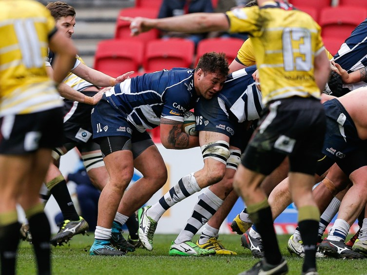 VIDEO: Bristol Rugby vs Cornish Pirates