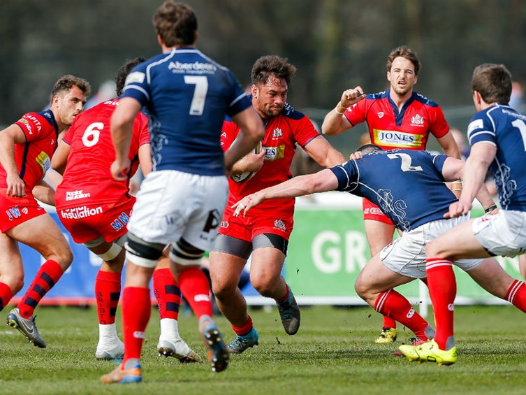 GALLERY: London Scottish vs Bristol Rugby