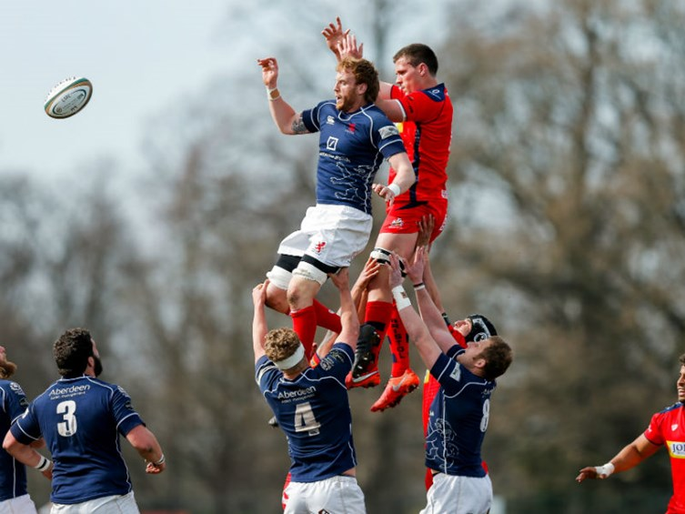 VIDEO: London Scottish vs Bristol Rugby