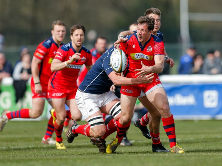 VIDEO: Benvenuti Pleased To Help Bristol To Win