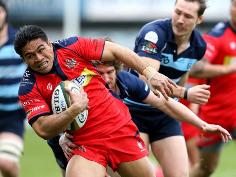 REPORT: Bedford Blues 6-39 Bristol Rugby