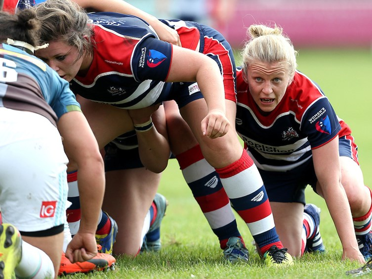 Bristol Ladies Molloy Selected For Ireland Training Camp